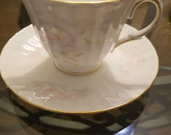 Duchess Bone China Cup and Saucer from England