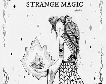 Strange Magic Zine