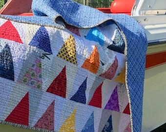Tent Quilt handmade