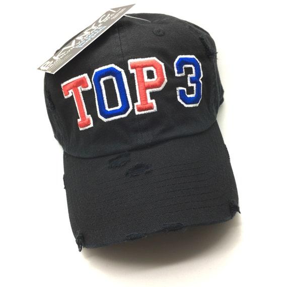d959b1274d9124 ... australia black distressed top 3 dad cap hat for jordan 1 bd7b6 13e4b