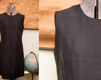 Vintage Little Black Dress // by Mancini // Size S - M - 6