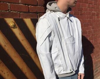 Large 90's denim jacket