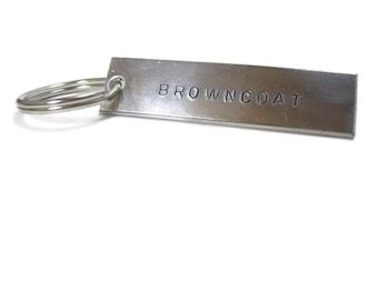 Browncoat Keychain