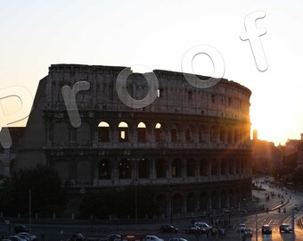 Roma, Italy 2009 - Colosseum