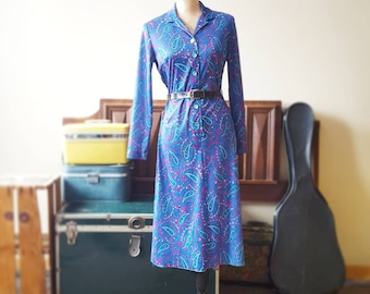Sherri Lynn Paisley Dress