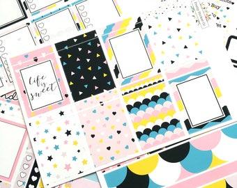 LOLLIPOP Sticker Kit 028