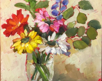 Colorful Spring Bunch