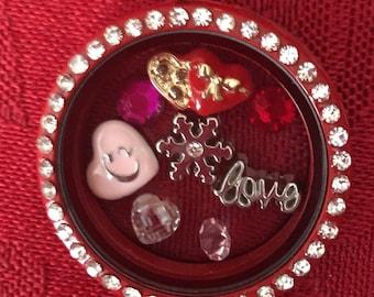 Valentine Locket