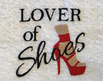 Lover Of Shoes DOWNLOAD DIGITAL Design 4x4