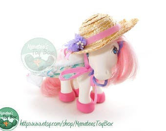 Vintage My Little Pony Wear The Tea Party - Pony not included
