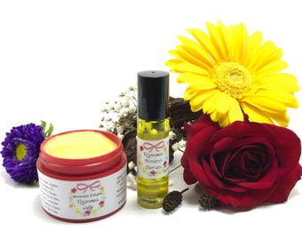 ROSACEA JELLY SET - Rosacea Care, Natural Rosacea, Treat Rosacea, Rosacea Control, Rosacea Acne, Rosacea Moisturizer, Angry Skin