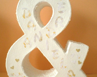 Your sign of solidarity, the love - ampersand, & symbol, ampersand