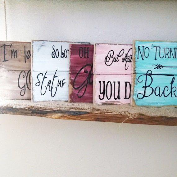 Home Is Wherever I M With You Wood Sign Home Decor: Rustic Motivational Sign Inspirational Pallet Signs Rustic