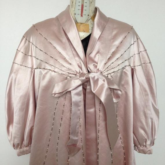 pink vintage pink 50s vintage 50s woman coat woman H1wU5qUd