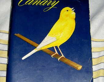 Canary hand book published 1951