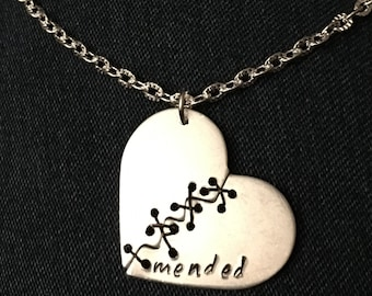 Mended - CHD Sutured Heart