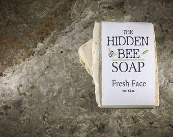 Fresh Face Soap