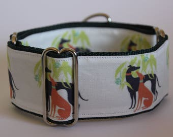 "Greyhound - Gumtree Greys 2"" Martingale Collar"