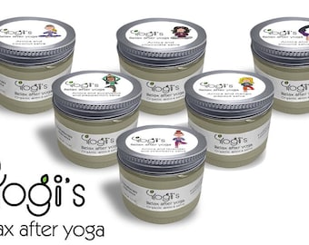 Yogis collection of arnica salves/creams. 100% natural without preservatives. Organic for pains, bruises and relaxation. Fitness-health.