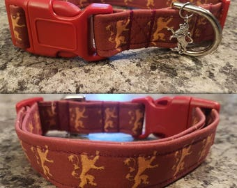 Lannister collar