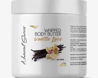 Vanilla Lace Whipped Body Butter