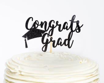 Class of 2017 Graduation Cake Topper, Graduation Topper, Graduation Cake Topper, Graduation Party, Class of 2017, Graduation Party Decor