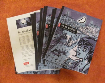 Oh, Gilgamesh Graphic Novel comic book