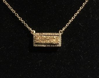 Blingin Gold necklace