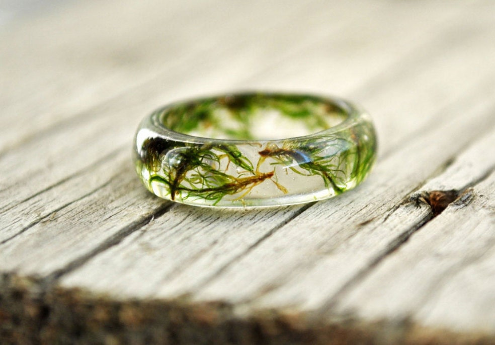 lovers inspired ring rings and wedding fairies woodland for twig the leaf nature
