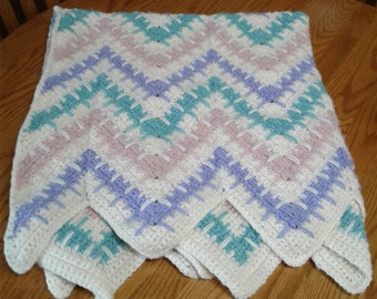 Soft & Dreamy Baby Blanket