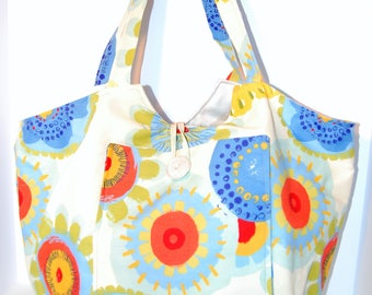Reversable Bella Bag