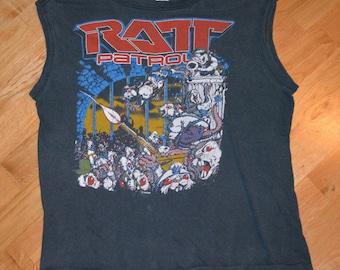 1984 Tour Tank RATT