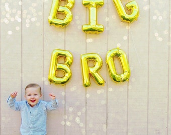 BIG BRO Balloon, Big Bro Banner, Big Bro Party, Big Bro Announcement, Big Bro, I'm a Big Brother, Big Bro Reveal, Big Bro Balloon Banner