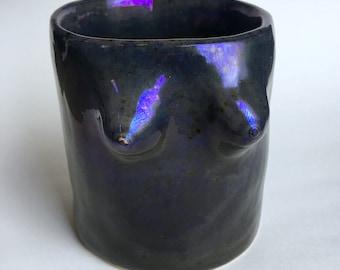 Irridescent Tiddy Mug
