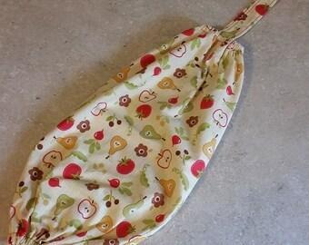 Grocery Bag Dispenser- Plastic Bag Holder- Veggies- 7018