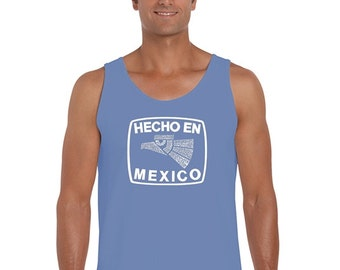 Men's Tank Top - HECHO EN MEXICO