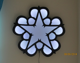 Black Veils Brides Stars light / shade ( Made to order, I don't have stock )