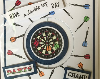 Double Top Day/Darts Champ