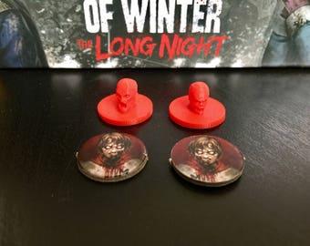 Dead of Winter Zombie Tokens (pkg of 20)