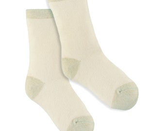 Organic Baby Socks, Baby Socks, Super Soft, 0-3 Months, Stretchable, Baby Girl Socks, Baby Boy Socks, Newborn Socks