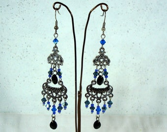Teardrop Earrings - Swarovski Elements