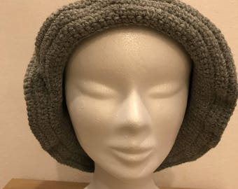 20-year-old cloche hat