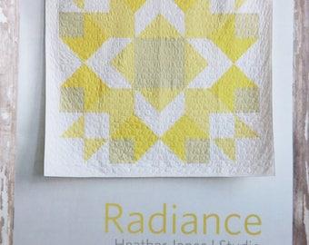 Radiance Quilt Pattern - Heather Jones - HJ005