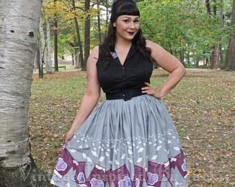 Book for the Recently Disceased Border Full Skirt