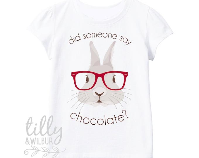 Easter T-Shirt For Girls