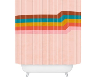 Aazura Shower Curtain