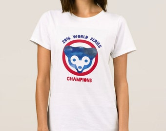 Chicago Cubs World Series Shirt