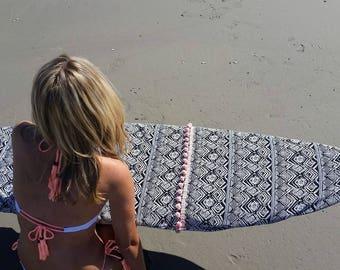 "handmade 6'3"" soft surfboard bag"