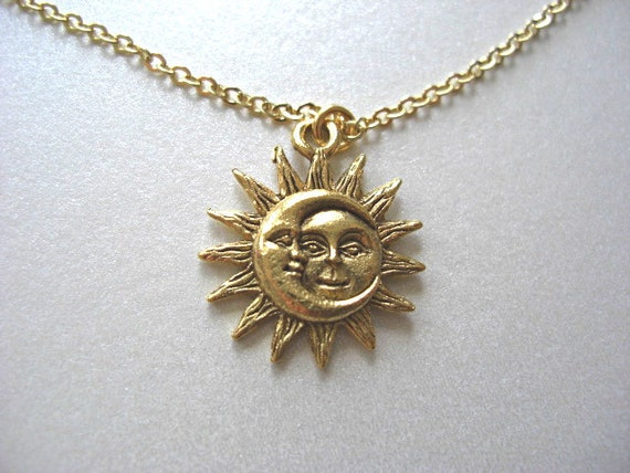 celestial cosmos i listing justinepaige really pin mond etsy lunar crescent s awesome this moon at necklace found hey by