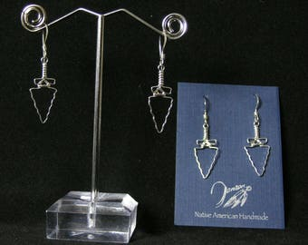 Arrowhead Earrings | Native American